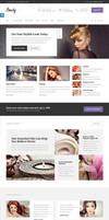 16 Beauty - Hair Salon, Nail, Spa, Fashion WP Them by Designslots