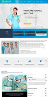 14 Medicare - Medical and Health Responsive WordPr by Designslots