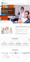 Dental Care - Dental  Medical WordPress Theme by Designslots