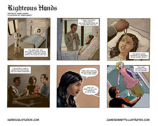 Righteous Hands #5 by jemurr