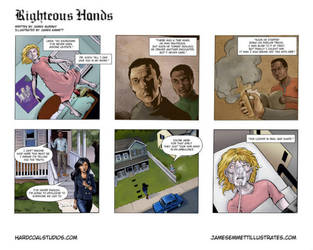 Righteous Hands #6 by jemurr