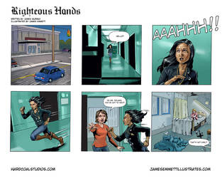 Righteous Hands #7 by jemurr