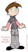 He Still Wears Pink by paradoxal