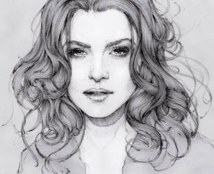 Rachel Weisz 01 by grafnarq