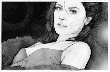 Rachel Weisz 05 by grafnarq