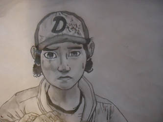 Clementine 2 Close up by UltimateLazerbot