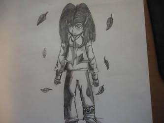 Elf girl by UltimateLazerbot