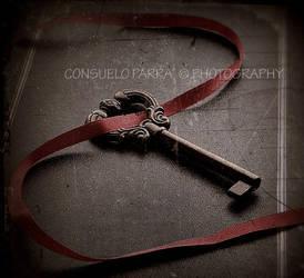 The key of destiny by Consuelo-Parra