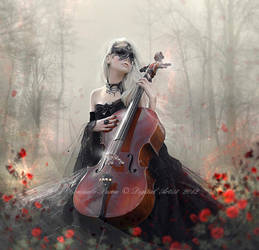 Chant of Roses by Consuelo-Parra