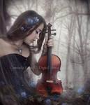Harmony of Roses by Consuelo-Parra