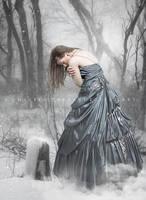 Tears in the snow by Aeternum-designs
