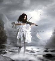 Ghost melody by Aeternum-designs