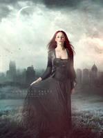 Dark city by Aeternum-designs