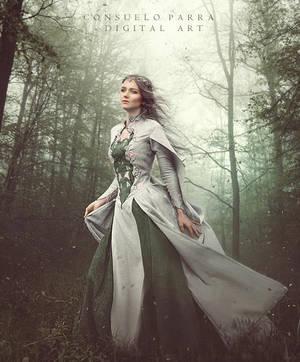Forest Queen by Aeternum-designs