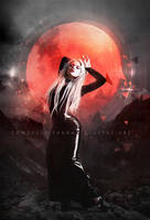 Bloody moon by Aeternum-designs