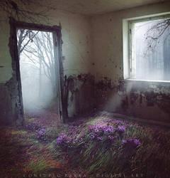 Magic room by Consuelo-Parra