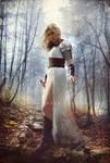 The forest warrior by Aeternum-designs