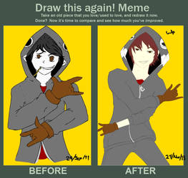 Draw this again: Matryohska by 1raruto2