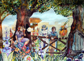 Garden by AgniyaKabitova
