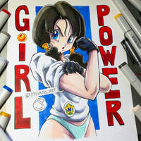 Videl by HentaiAnyday