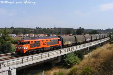 Roaring past the bridge by nettwerk