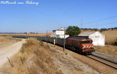 Morning train by nettwerk