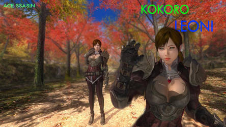 Kokoro Leoni by Ace-SSasin
