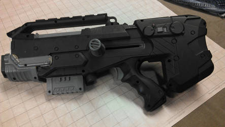 Longshot Assault Rifle by tophoo