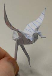 Immortal Crane by Kessukoofah