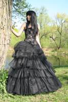 ....gothic stock IX.... by Black-Ofelia-Stock