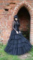 ...Gothic Queen... by Black-Ofelia-Stock