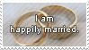I Am Happily Married by Zimmette-Stock