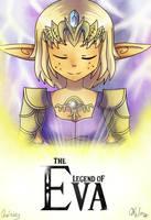 The legend of Eva Colab avec felinar by UmiRai