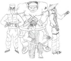 South Park Anime by jamez88