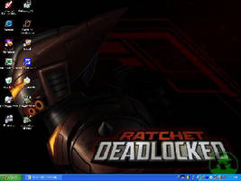 Deadlocked Desktop by jamez88