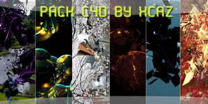 C4d pack 1 by Lycantrophya
