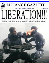 Mass Effect newspaper 3 by bravofox16