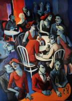 cafe2 by JuliuszLewandowski