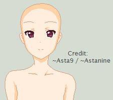 Base: K-ON Mio by Asta9