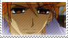 Kain Akatsuki stamp by IlzeProductions