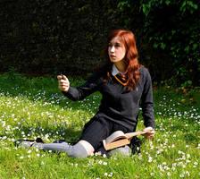 Lily Evans - Harry Potter by Nerdbutpro