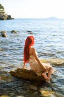 Ariel - The little mermaid by Nerdbutpro