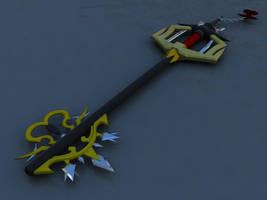 Keyblade by 4G0NY