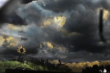 Cloud Cannon by Spaezle