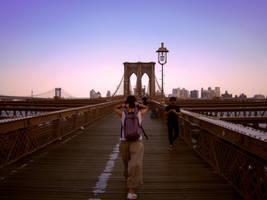 Brooklyn Bridge by IgnacioRC