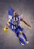 Soccer player by IgnacioRC