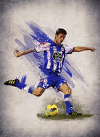 soccer player 2 by Ignacio RC by IgnacioRC