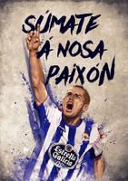 Soccer player *3 by IgnacioRC