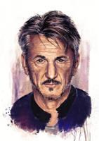 Sean Penn by IgnacioRC