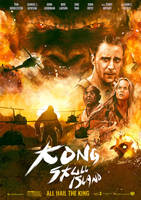Kong: Skull Island poster by IgnacioRC